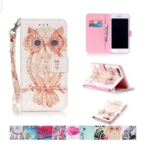 Accessories - Iphone 7 Owl Phone Case